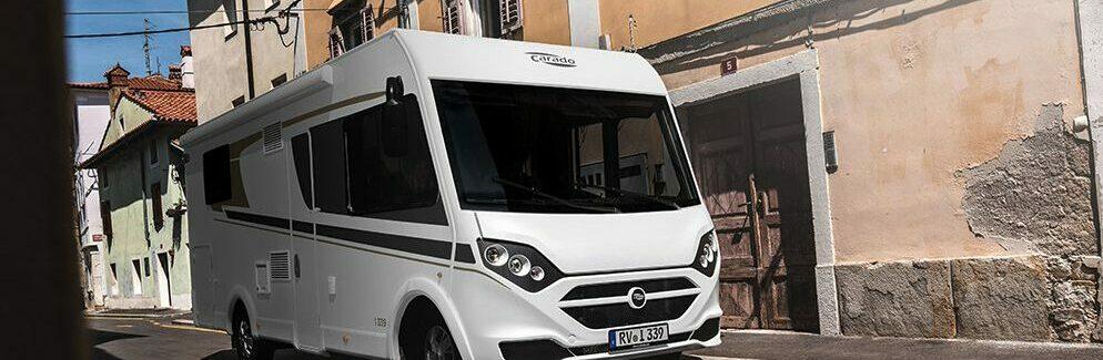 Caravan und Freizeitmobile von Erdmann